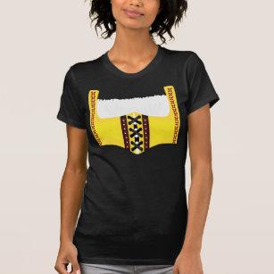 T-shirt van het Kostuum van het Korset van