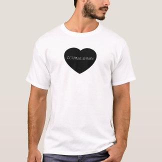 T-shirt van het Logo van het Hart van de