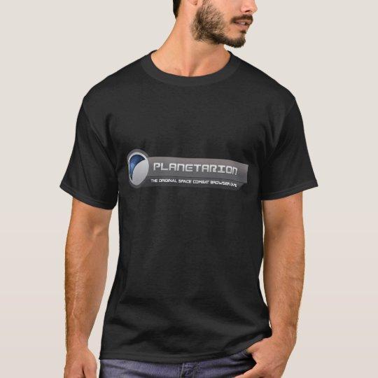 T-shirt van het Logo van Planetarion de Grote