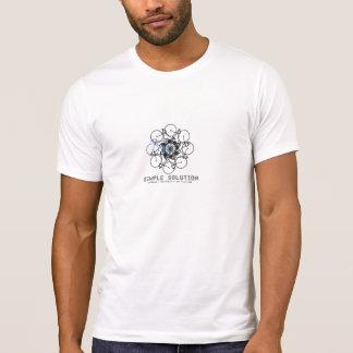 T-shirt van het Ontwerp van de fiets de Grafische