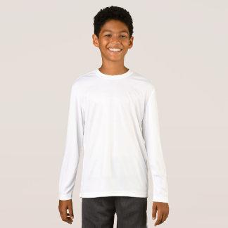 T-shirt van het Sleeve van de Concurrent van