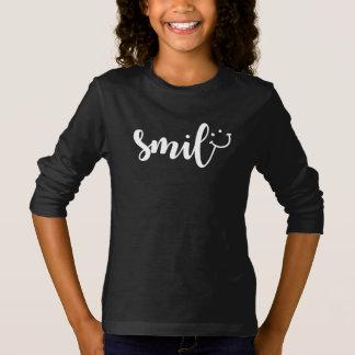 T-shirt van het Sleeve van de Meisjes van de Panda