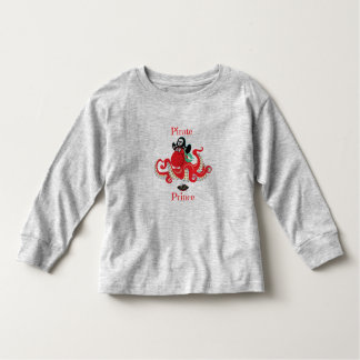 T-shirt van het Sleeve van de Peuter van de Prins
