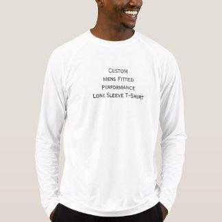 T-shirt van het Sleeve van de Prestaties van de