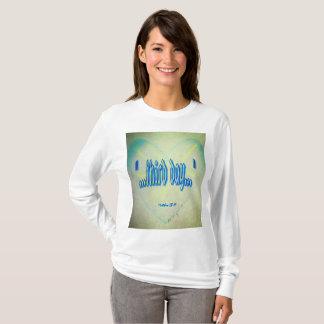 T-shirt van het Sleeve van Pasen Chistian de Lange