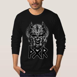 T-shirt van het Sleeve van Thor de Lange