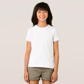 T-shirt van Jersey van de Kleding van meisjes de