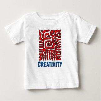 T-shirt van Jersey van het Baby van de