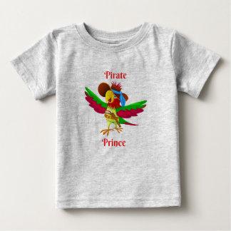 T-shirt van Jersey van het Baby van de Prins van