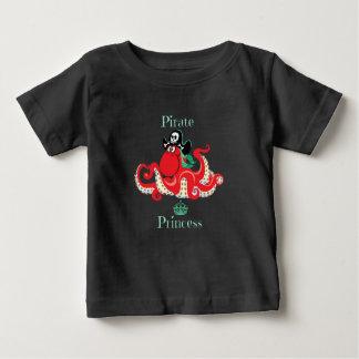 T-shirt van Jersey van het Baby van de Prinses van