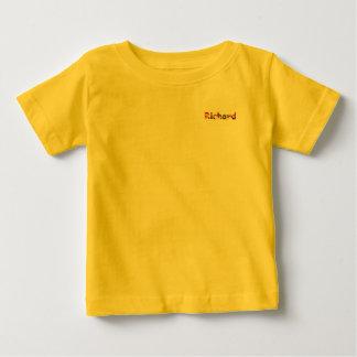 T-shirt van Jersey van het Baby van Richard de