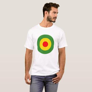 T-shirt van Reggae roundel Jamaïca van Rasta het