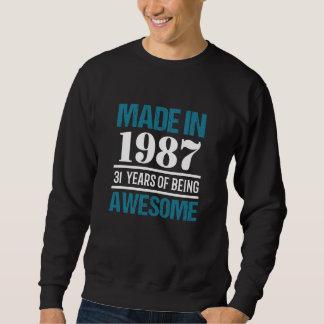 T-shirt voor 31ste Verjaardag. Gift voor 31 Jaar