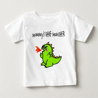 T-shirt Weinig van het Monster van de mama (Draak)