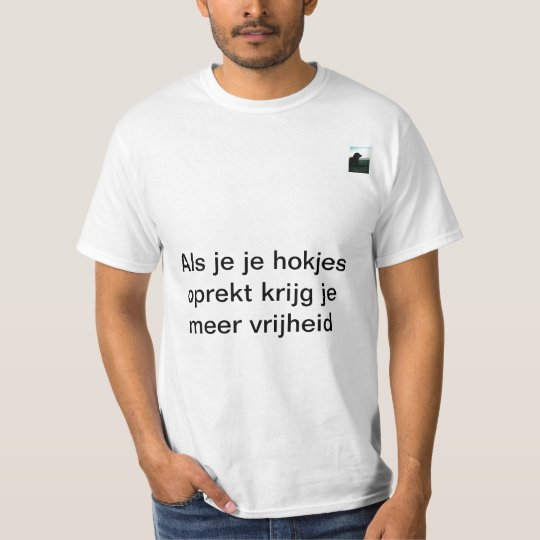 t-shirt wijsheid 135