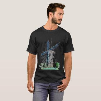 T-shirt - Windmolen Watercolored