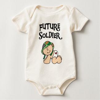 T-shirts en Giften van de Militair van het baby de