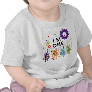 T-shirts en Giften van de Verjaardag van de robot