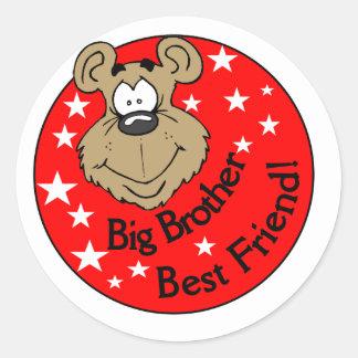 T-shirts en Giften van de Vriend van de grote Ronde Sticker