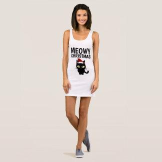 T-shirts & kleding van de Kat van KERSTMIS MEOWY