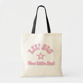 T-shirts van weinig Ster van de Zuster de Nieuwe W Draagtas