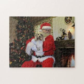 Taai en Kerstman Puzzel