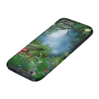 Taaie iPhone 6 van de verrukte Nacht van de Zomer Tough iPhone 6 Hoesje
