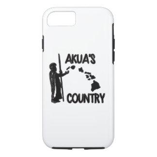 Taaie iPhone 7 van het Land van Akua Hoesje