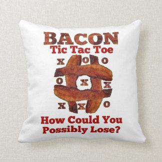 Tac van de tic Bacon Sierkussen