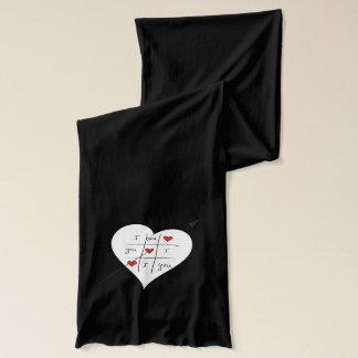 Tac van de tic de Teen van de Liefde Sjaal