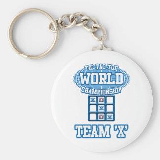 Tac van de tic het Kampioenschap van de Wereld van Sleutelhanger