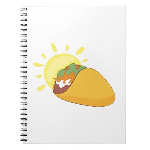 Taco Ringband Notitie Boek
