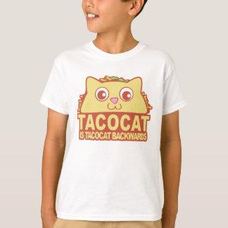 Tacocat achteruit II T Shirt