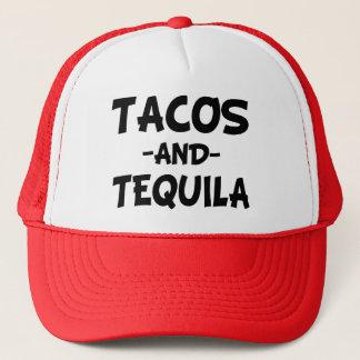 Taco's en Tequila grappig vrachtwagenchauffeurpet Trucker Pet