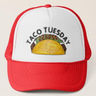 Taco's Foodie van het Voedsel van Tex Mex van de Trucker Pet
