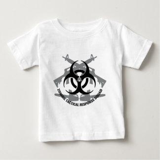 Tactische de reactieploeg van de zombie baby t shirts
