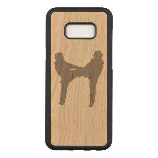 Taekwondo Carved Samsung Galaxy S8+ Hoesje