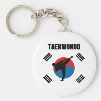 Taekwondo Sleutelhanger