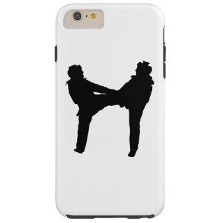 Taekwondo Tough iPhone 6 Plus Hoesje