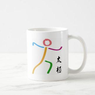 Tai het Logo van de Chi Koffiemok