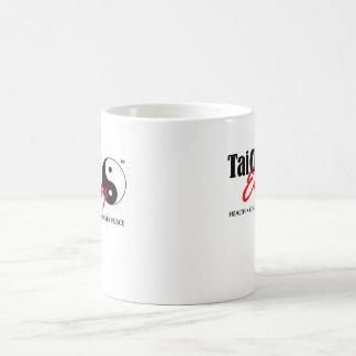 Tai het logomokken van Easy™ van de Chi met yings Koffiemok