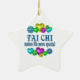 Tai Specialere Chi Keramisch Ster Ornament