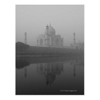 Taj Mahal, Agra, Uttar Pradesh, India 3 Briefkaart