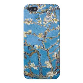 Takken met Almond Blossom Van Gogh het schilderen iPhone 5 Hoesje