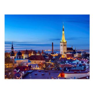 Tallinn Briefkaart