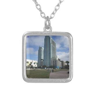 Tamper van de binnenstad, het Materiaal van FL! Zilver Vergulden Ketting