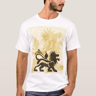 Tan van de Leeuw van Ras T Shirt