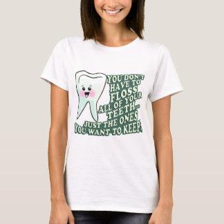 Tandarts Orthodontist Periodontist T Shirt