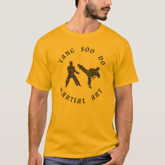 Tang Soo Do Silhouettes T Shirt