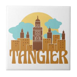 Tanger Tegeltje